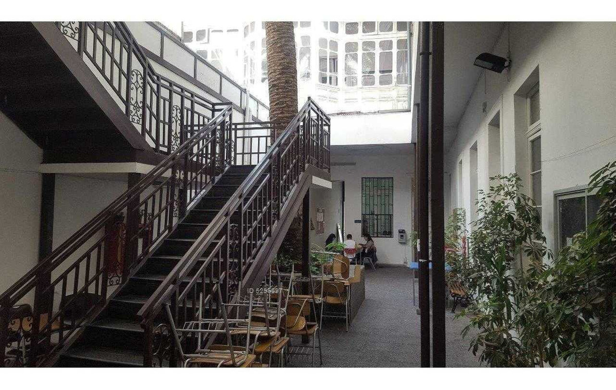 sede educacional en casco historico barrio brasil