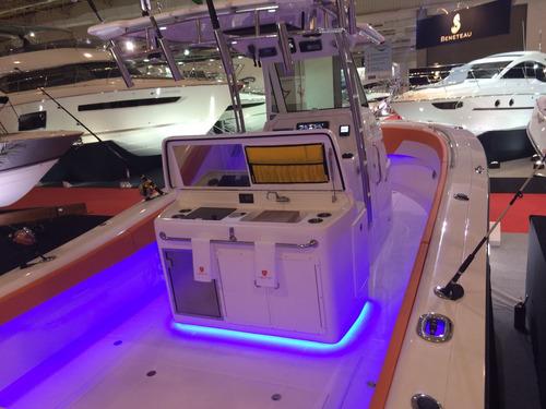sedna 31 2015 02 mercury verado 300hp 0km - marina atlântica
