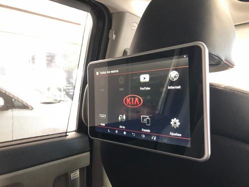 sedona 2019 xls pantalla dvd conectividad wifi preciazo