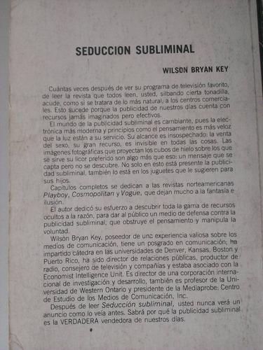 seducción subliminal wilson bryan key publicidad marketi c87