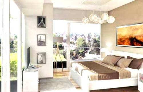 seductor pent house 216 m2 en icon san angel, los alpes, alvaro obregón