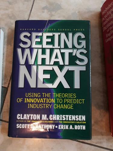 seeking what's next