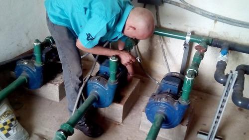 seervielec: mantenimiento industrial y de edificios