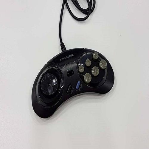 sega consola + 2 joystick