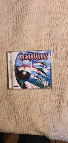 sega dreamcast, aerowings