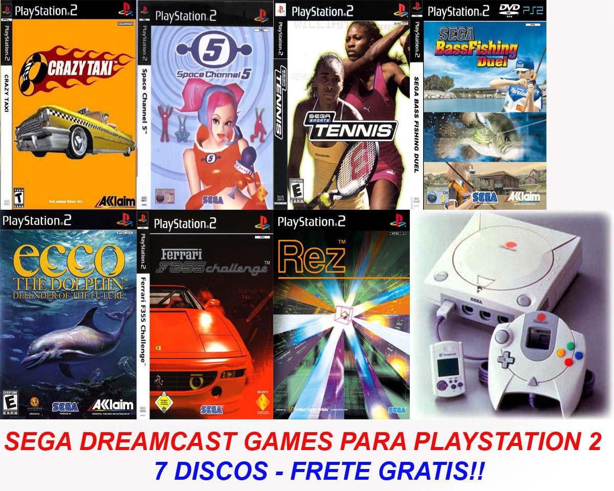 sega dreamcast os