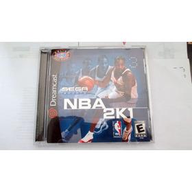 Sega Dreamcast Nba 2k1
