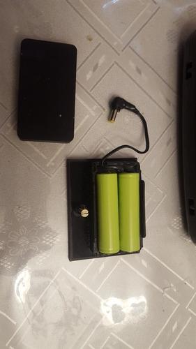 sega game gear, con 60 en 1 y battery mod