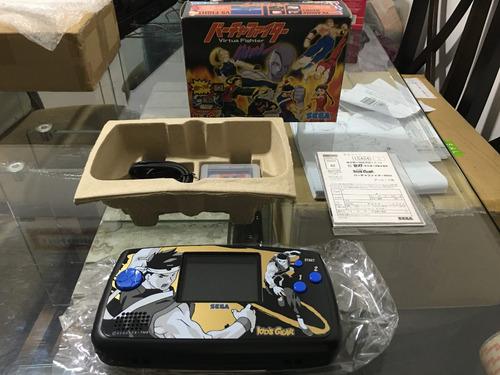 sega game gear kid's gear - vrtual fighter = novo
