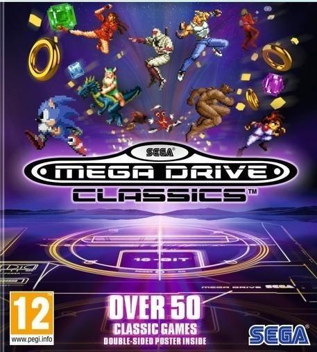 Sega Genesis Y Mega Drive 53 Juegos Clasicos Pc Digital 54 00