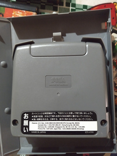 sega virtua processor  original japonés virtua racing