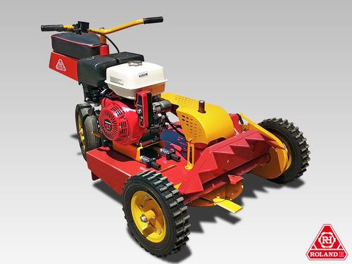 segadora con motor roland h001 evo motor honda 13hp a/e