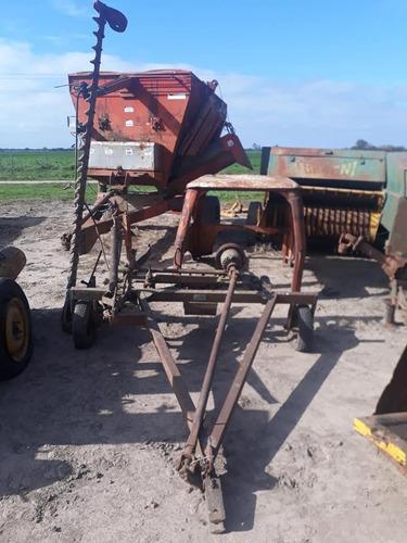 segadoras de alfalfa. gran zorzal y otras