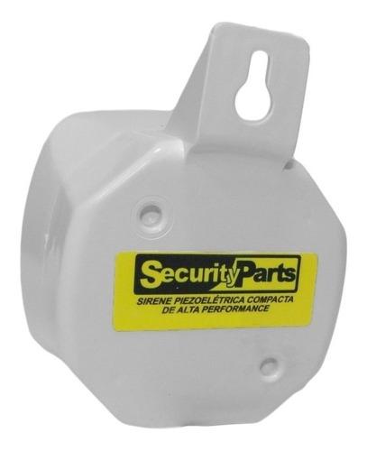 segluz sirene monotonal 12v 120db security parts