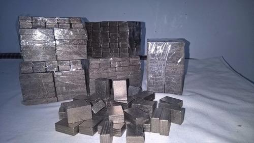 segmentos diamantados