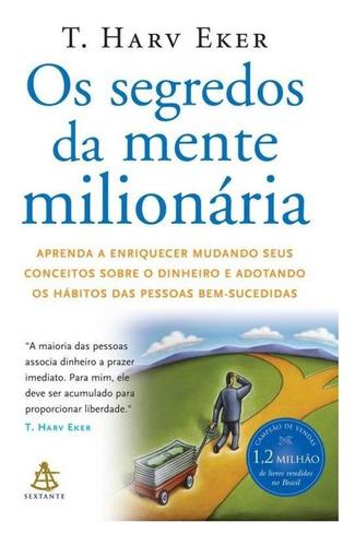 segredos da mente milionaria, os - sextante
