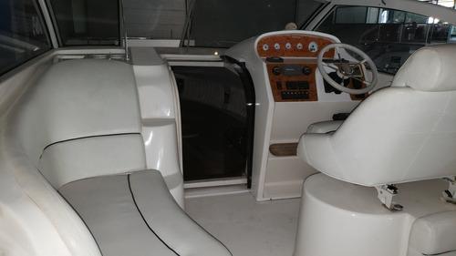 segue 32 2007 motor volvo penta 260hp turbo diesel duo prop