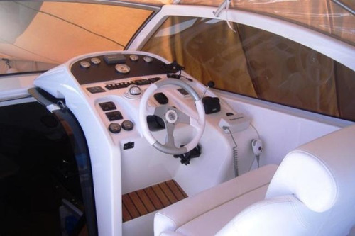 segue 32 - 2009 - volvo 260 hp - full - mooney embarcaciones