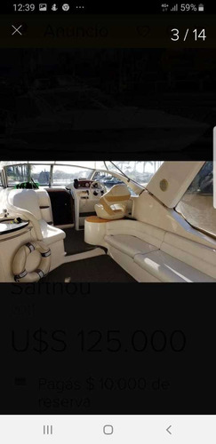 segue 32 c/ volvo turbo diesel 300 hp impecable