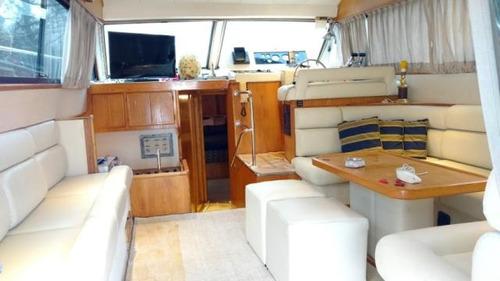 segue 40 año 1991 cummins 300 hp - zanovello barcos -