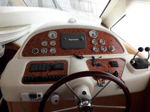 segue 44 by egeo - 2 volvo370hp náutica favarolo