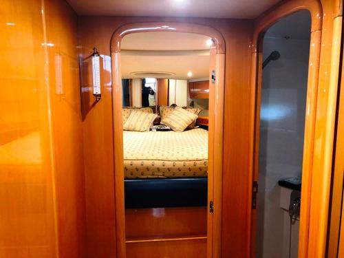 segue 44 luhtom - 2007 - 2 volvo 370 - mooney embarcaciones
