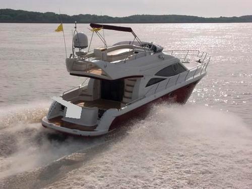 segue 46 2008 - 2x400hp ivecco cummins  gatti barcos