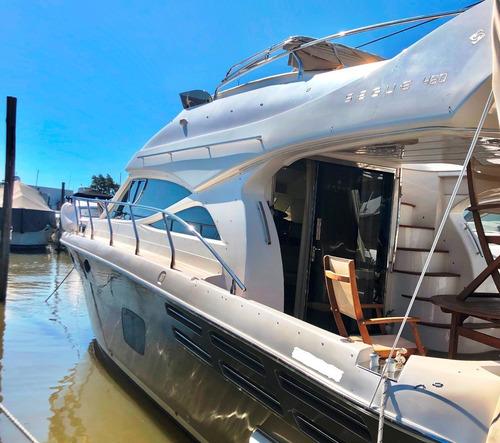segue 46 - 2010 - 2 iveco 400 hp - mooney embarcaciones