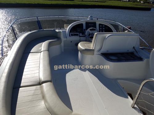 segue 46 crucero by luthom - 2010 2x435hp volvo gatti barcos
