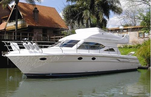 segue 46 crucero by luthom - 2010 2x435hp volvo unico