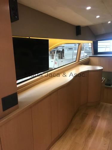 segue 460 0hs. a botar. crucero nuevo 2018