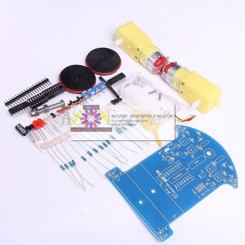 seguidor de señal - circuito electronico - kit - inelges