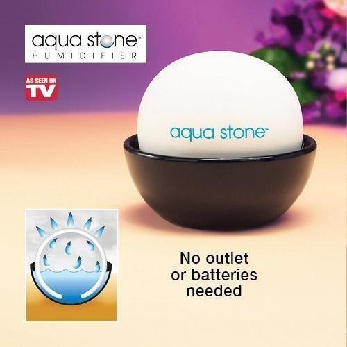 según lo visto en la tv de aqua piedra humidificador