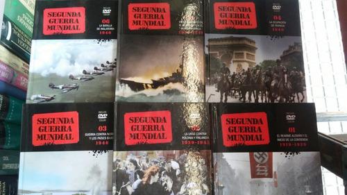 segunda guerra mundial 6 vol.