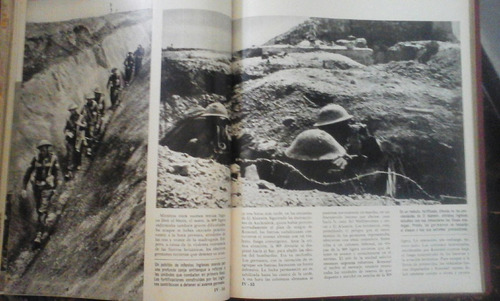 segunda guerra mundial. fasciculos encuadernados