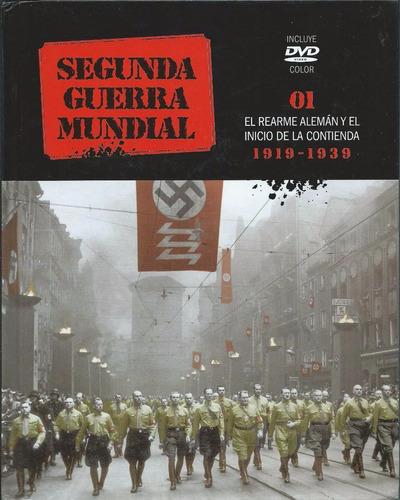segunda guerra mundial libro 1 + dvd