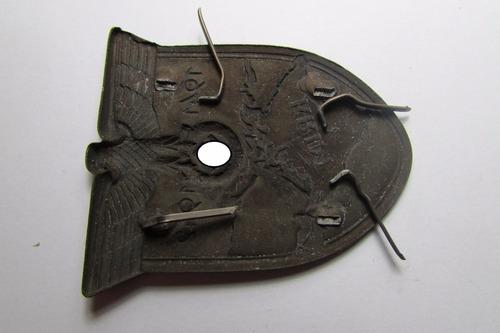 segunda guerra plaque crimea 1942