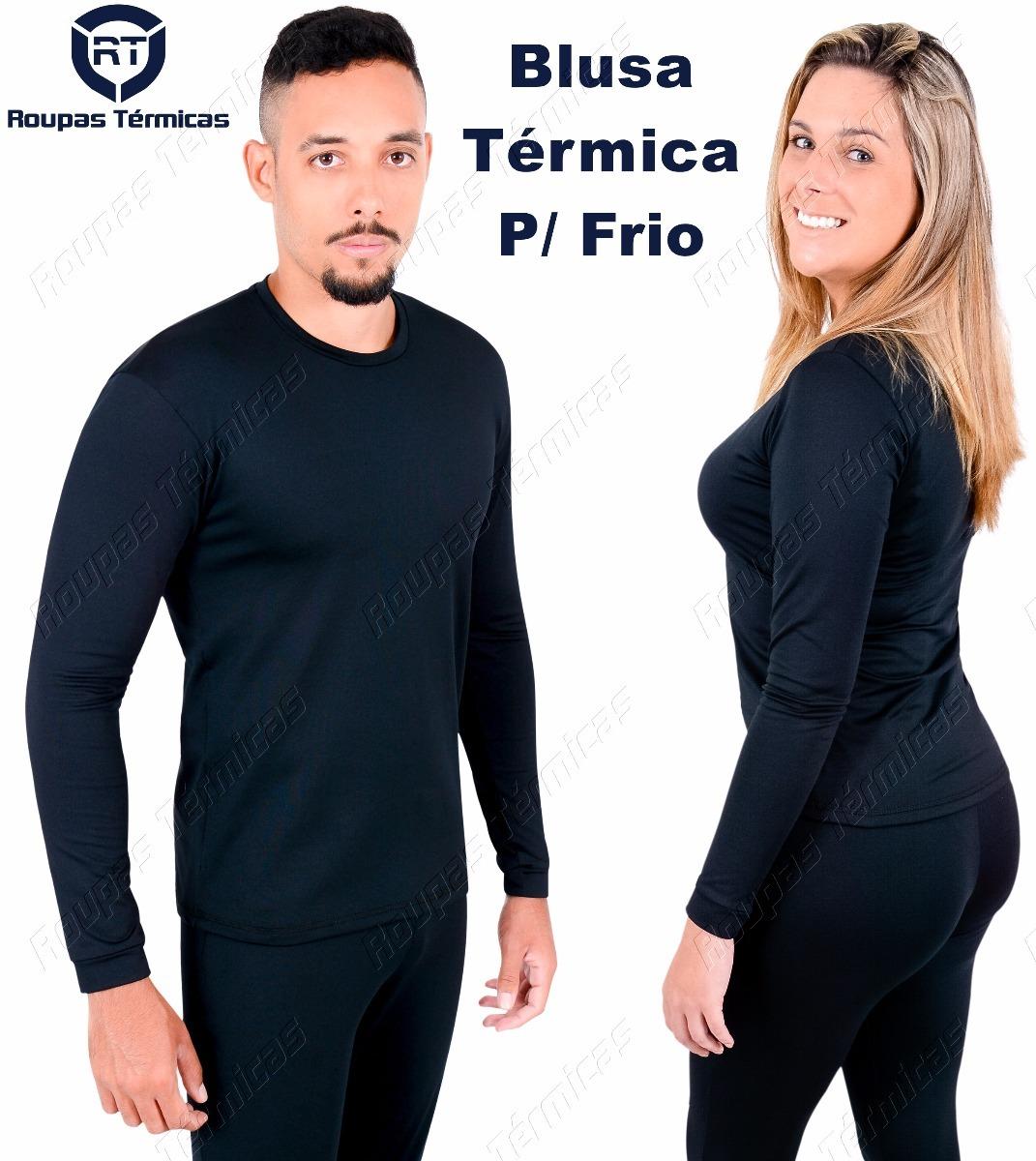 segunda pele profissional blusa térmica proteção para o frio. Carregando  zoom. c497453dd0315