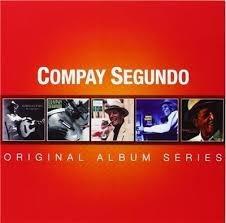 segundo compay original album series importado cd x 5 nuevo