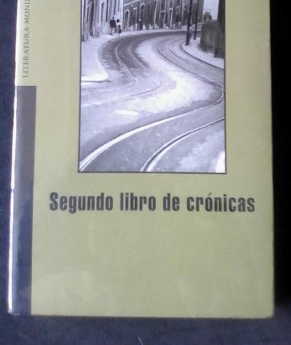 segundo libro de cronicas antonio lobo antunes