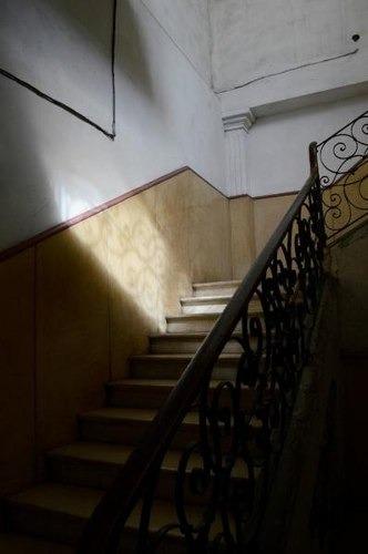 segundo piso de edificio luz centro histórico en renta