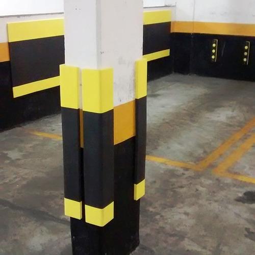 segurança ao estacionar - cantoneira 15 mm autocolante