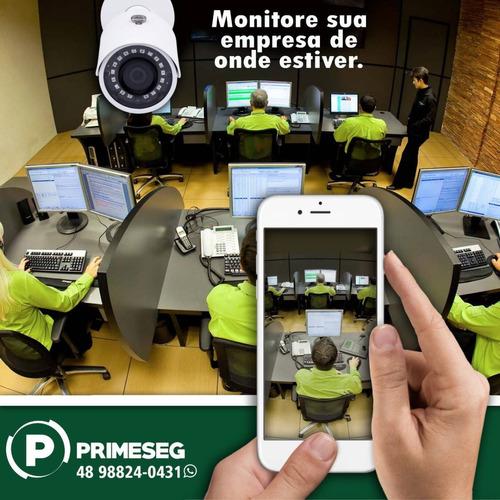 segurança eletrônica prime seg