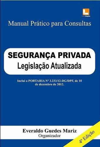 segurança privada - legislação atualizada