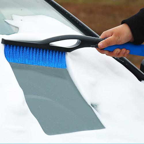 seguridad carretera raspador hielo 2 1 para vehiculo
