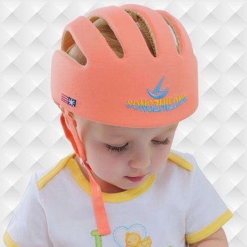 seguridad casco... bebé