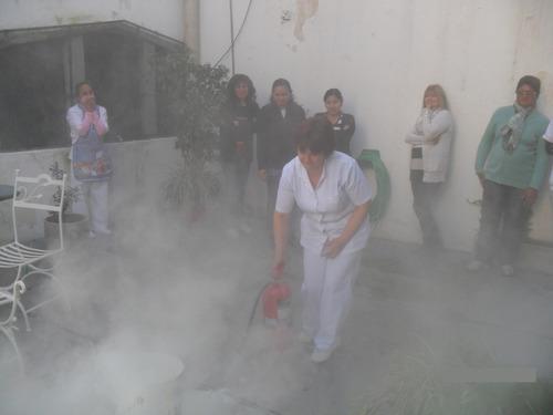 seguridad e higiene. medio ambiente. planes de evacuación