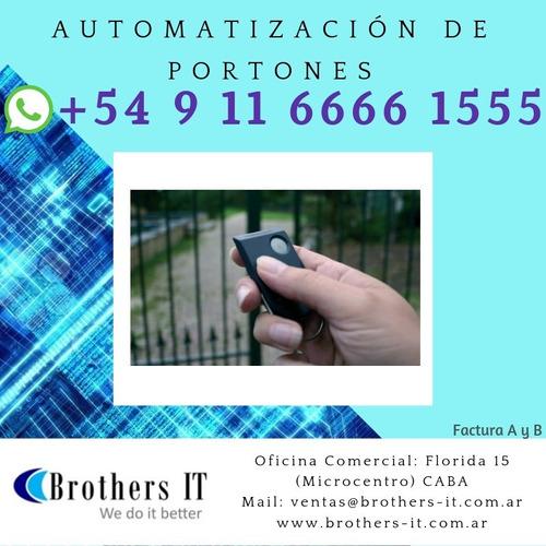 seguridad electronica - automatismos - toldos inteligentes