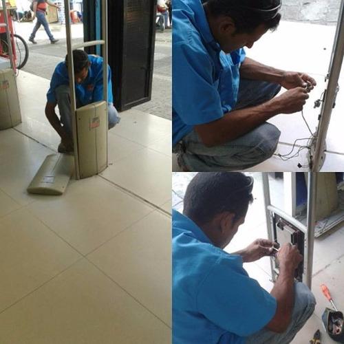 seguridad electrónica: cctv, cerco y portones eléctricos