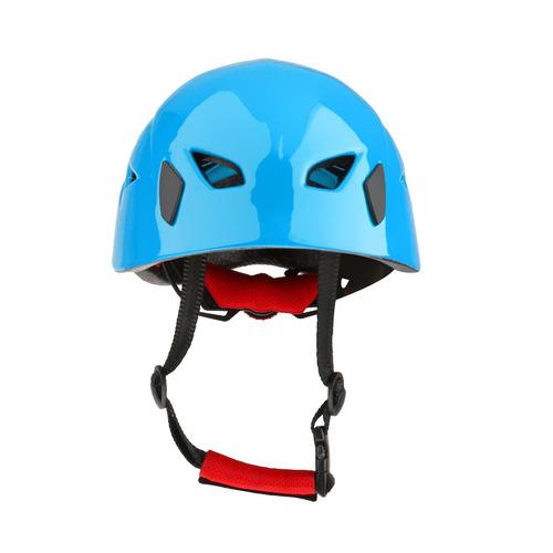 seguridad escalada casco kayak rappel rescate protector duro